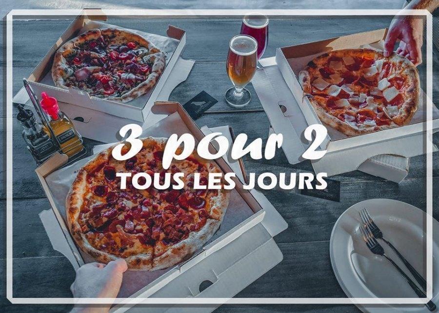 Offres spéciales - Restaurants Québec