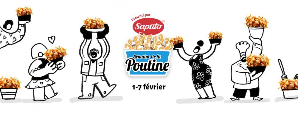 Poutine Week Quebec 2020 - Event