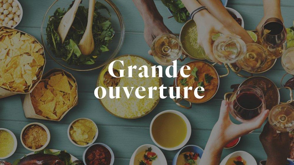 Ouverture Officielle du Grand Marché de Québec! - événement