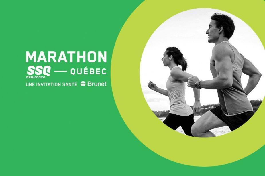 Marathon SSQ Lévis-Québec 2019 - événement