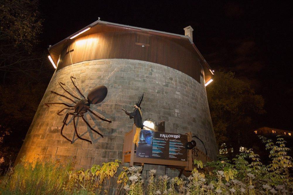 L'Halloween sur les Plaines Québec - événement