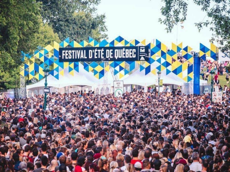 Festival D'été de Québec 2019 - événement