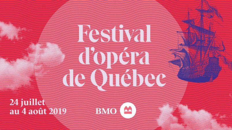Festival D'opéra de Québec 2019 - événement
